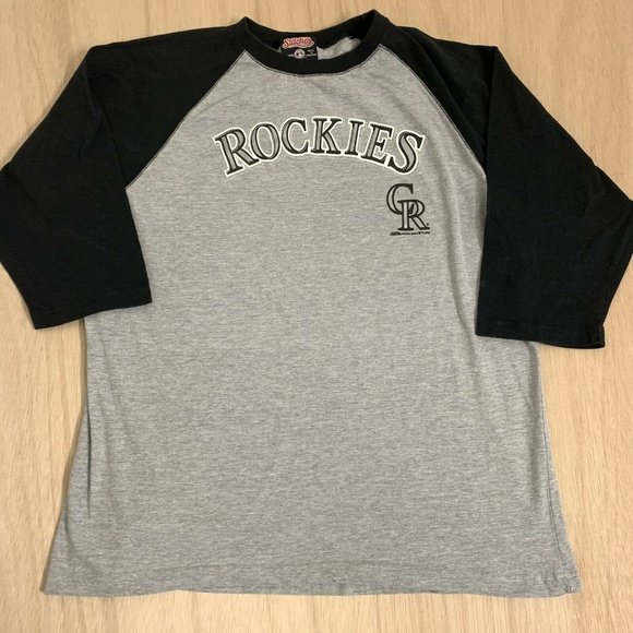 stitches Other - Stitches Rockies Colorado NBL T-shirt Tee Top XL